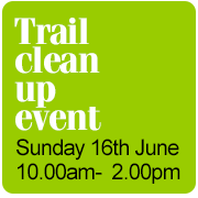 trail clean up event