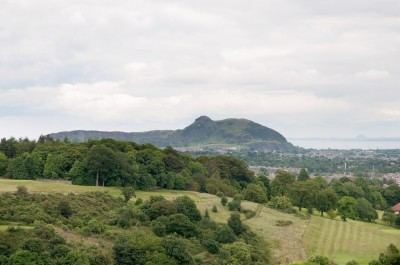 craiglockhart hill and arthur seat