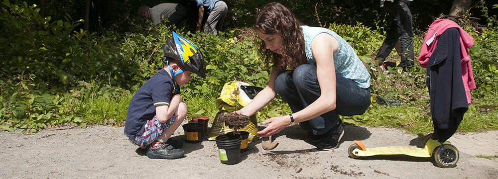 Friends of Craiglockhart Woods and Nature Trial
