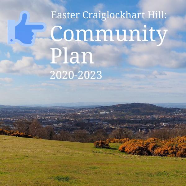 Friends of Easter Craiglockhart Hill Community Plan